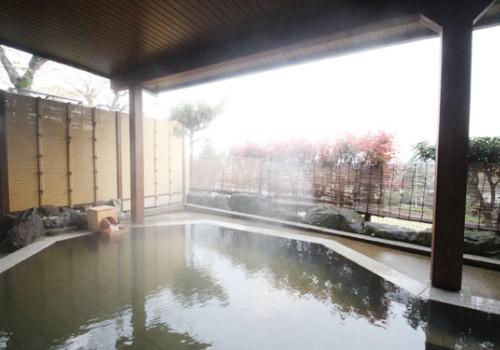 砂風呂の宿 ふくみつ華山温泉