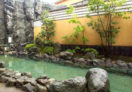とやま天然温泉 ファボーレの湯