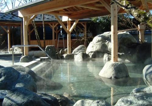 スーパー銭湯「満天の湯」富山店