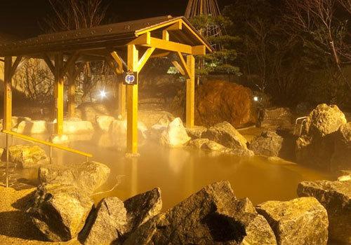 舟橋・立山天然温泉 湯めごこち