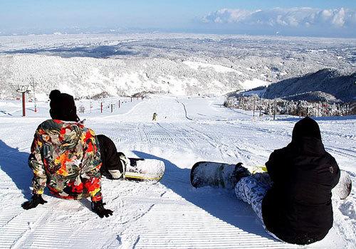 牛岳温泉スキー場[富山市] - い...